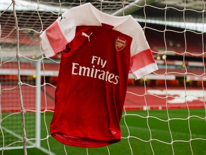 2018 19 Arsenal Kit released to the theme of